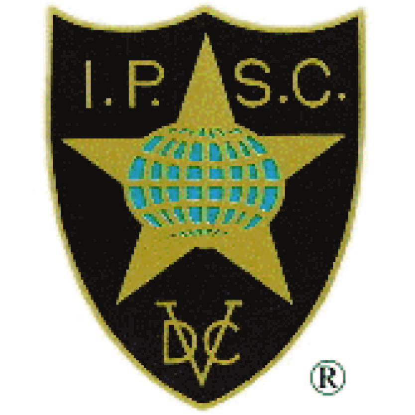 Logo official IPSC
